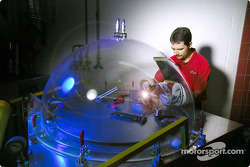 Fabrication - Welding dome