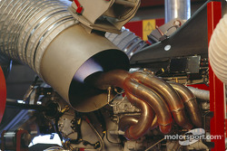 The F1 engine backfiring on the testbench