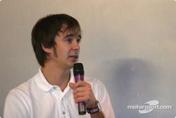 Darren Manning interview on Autosport Stage