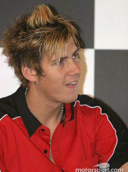 Luke Hines interview on Autosport Stage