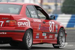#87 DF Motorsports BMW 328i: Manny Matz, James Sofronas, Jason Potter