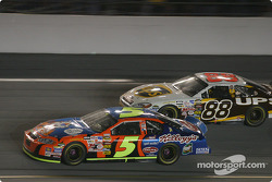 Terry Labonte and Dale Jarrett