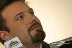 Press conference: 2004 Daytona 500 Grand Marshall Ben Affleck