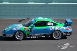 #41 Orison-Planet Earth Motorsports Porsche GT3 Cup: Joe Nonnamaker, Will Nonnamaker