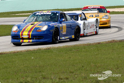#86 G&W Motorsports Porsche GT3 Cup: Tracy Krohn, Andres Van Der Dys, Mae Van Wijk, Armando Trentini, Ron Forristall
