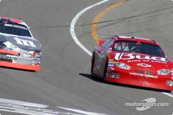 Elliott Sadler and Dale Earnhardt Jr.