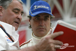 Guy Fréquelin and Carlos Sainz