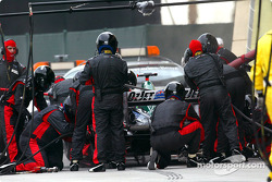 Pitstop for Zsolt Baumgartner