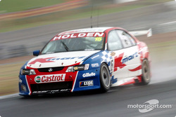 Rick Kelly in action