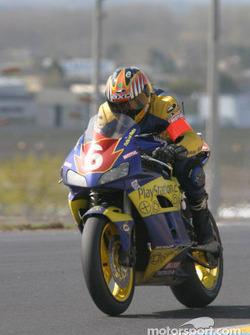 #6 National Motos Playstation 2 Honda CBR: Philippe Donischal, Bernard Fourcadet, Bruno Bonhuil