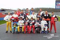 2004 Championship drivers