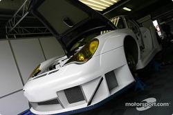 Brand new Porsche 911 GT3 RSR