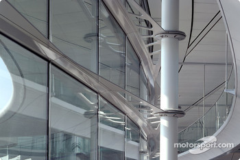 McLaren Technology Centre interior