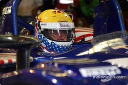 William Binnie waits to get back on track