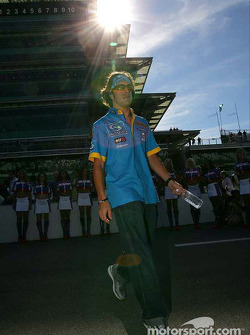 Drivers presentation: Fernando Alonso