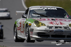 #38 of Marc Bunting and Andy Lally - Porsche GT3