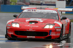 #1 BMS Scuderia Italia Ferrari 550 Maranello: Gabriele Gardel, Matteo Bobbi