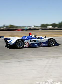 #20 Dyson Racing Lola EX257 AER: Chris Dyson, Andy Wallace