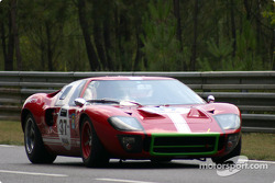 Bos, Doncieux, Doncieux-Ford GT 40 1966