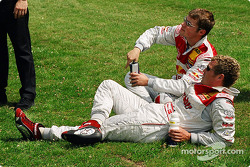 Martin Tomczyk and Tom Kristensen