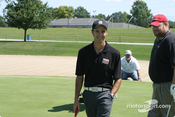 Brickyard 400 driver golf outing: Darren Manning