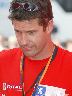 Marlboro Peugeot Total engineer François Xavier Demaison