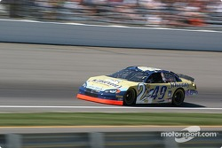 #37 Andy Hillenburg qualifies for the Brickyard 400