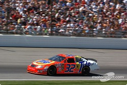 #32 Ricky Craven qualifies for the Brickyard 400