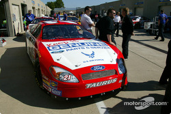 Wood Brothers Racing Ford of Ricky Rudd