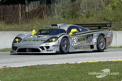 #63 ACEMCO Motorsports Saleen S7R: Terry Borcheller, Johnny Mowlem