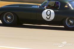 #9 1964 Jaguar E-Type, Greg Johnson