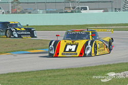 #9 Mears Motor Coach Speedsource Pontiac Riley: Paul Mears Jr., Mike Borkowski
