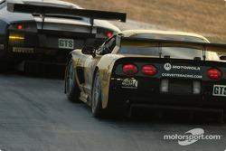 #4 Corvette Racing Corvette C5-R: Oliver Gavin, Olivier Beretta, Jan Magnussen