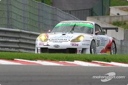 #90 T2M Motorsport Porsche 911 GT3 RS: Robin Liddell, Vanina Ickx, Thierry Rabineau