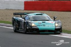 #59 Vitaphone Racing Saleen S7R: Michael Bartels, Uwe Alzen, Franz Konrad