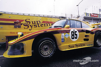 #85 Whittington Brothers Racing Porsche 935 K3