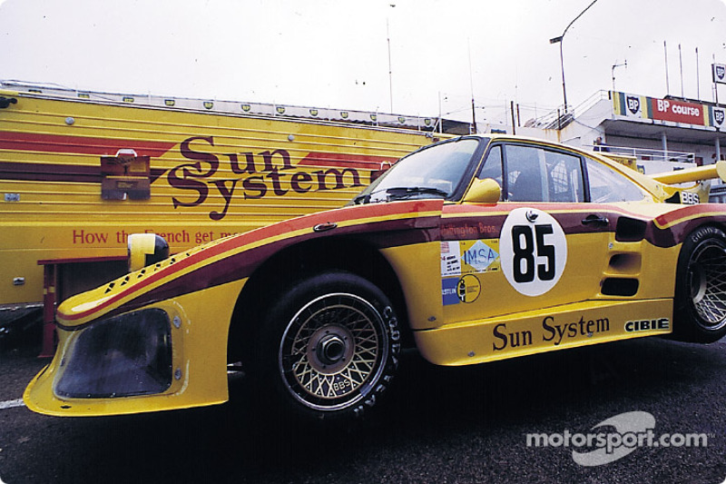 #85 Whittington Brothers Racing Porsche 935 K3