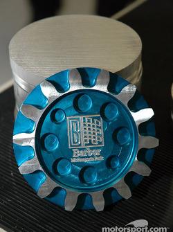 Trophy for karts