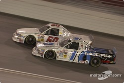 Jon Wood and Ted Musgrave