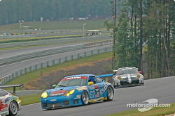 #67 The Racers Group Porsche GT3 RS: Kevin Buckler, Robert Nearn