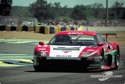 #46 Team Menicon Sard MC8-R Toyota: Alain Ferté, Mauro Martini, Pascal Fabre