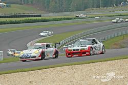 #73 Baldwin-Tafel Racing Porsche GT3 Cup: Jim Tafel, Jack Baldwin, #21 Prototype Technology Group BMW M3: Bill Auberlen, Justin Marks