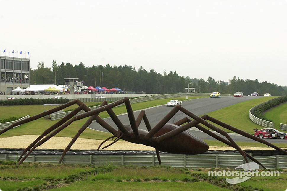 Barber Motorsports Park >> The Spider At Barber Motorsports Park Birmingham Alabama