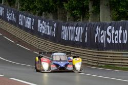 #4 Team Oreca Matmut Peugeot 908: Olivier Panis, Nicolas Lapierre, Loic Duval