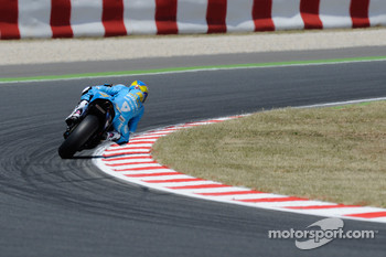 Alvaro Bautista, Rizla Suzuki MotoGP