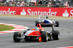 Adrian Quaife-Hobbs leads Nico Muller