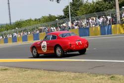 #40 Alfa Romeo Giulietta SVZ 1957: Tadakazu Kojima, Kazutomo Robert Hori