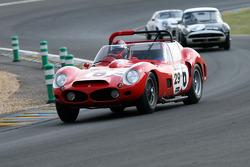 #29 Ferrari 330 TRI 1962: Luis Perez Companc