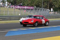 #41 Jaguar E Type 1964: Daniel Spadini, Ravi Venkatachalam