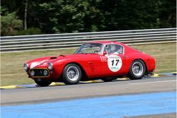 #17 Ferrari 250 GT Berlinetta 1960: Clive Joy, Killian Konig, Erich Traber, Brett Trevillian